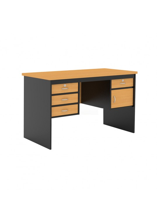 Mortred Office Desk 2D